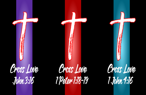 Cross Love iPhones