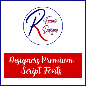 Designers Premium Script Fonts