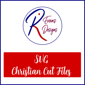 SVG Christian Cut Files
