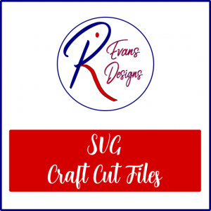 SVG Craft Cut Files