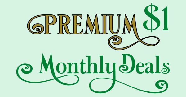 Premium One Dollar Deals